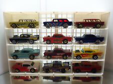 Hot Wheels Chevy Lot Of 12 - 1955 & 1957 Bel Air Coupes / Nomads - N.Mint Loose