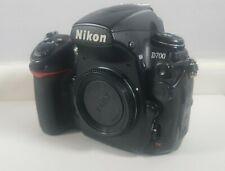 Nikon D700 12.1MP DSLR Camera Body