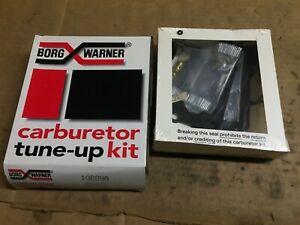 New Borg Warner Carburetor Tune Up Kit 10889A