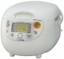 NEW ZOJIRUSHI Electronic rice cooker NS-ZLH10-WZ 220-230V PREMIUM WHITE 220-230V