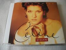 CELINE DION - THINK TWICE - CD SINGLE