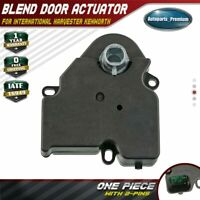 HVAC Heater Blend Air Door Actuator for International Harvester Kenworth 6045106