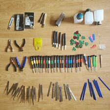 Large lot of Cell Phone Repair & Maintenance Tools | Spludgers, Drivers, Clipper