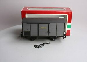 LGB 44350 G Scale 4-Wheel Boxcar LN/Box