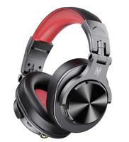 OneOdio Wired Professional Studio Pro DJ Headphones With Microphone OverEar HiFi