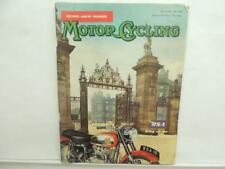 March 1963 Motorcycle Export Trader Magazine Catalog Scooter Hercules L12055