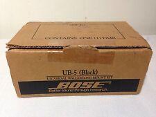 BOSE UB-5 UNIVERSAL WALL CEILING MOUNT KIT BLACK - NEW IN BOX 1 PAIR