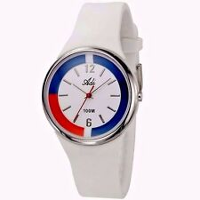 Adi's watches for women pepsi watch polioritan strap sport watch for women