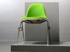 1x Herman Miller, Vitra, Eames Fiberglas Sidechair, incl 19% MwSt. Stuhl Vintage