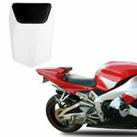 Rear Seat Cover Cowl Fits Yamaha YZF R1 00-01 Fairing Motorcycle White