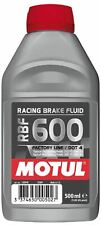Motul RBF600 Vollsynthetisches Racing Motorsport- Bremsflüssigkeit Dot 4 500ML