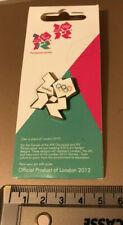2012 Juegos Olímpicos de Londres Souvenier Pin