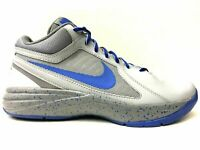 SCARPE SNEAKERS UOMO NIKE ORIGINALE THE OVERPLAY VIII 637382 PELLE AI NUOVO