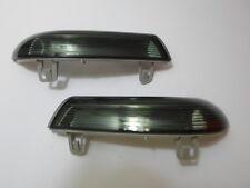 Par derecha izquierda Retrovisor exterior Indicadores Ahumados Para Vw Golf Mk5