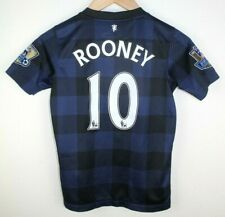 Nike 2012/2013 Manchester United #1 Wayne Rooney Soccer Jersey Youth S (8-10yrs)