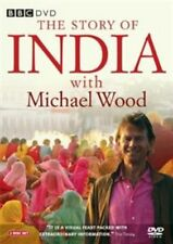 Michael Wood The Story of India 5014503237523 DVD Region 2 P H
