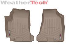 WeatherTech FloorLiner Car Mats for Hyundai Tucson - 2005-2009 - 1st Row Tan
