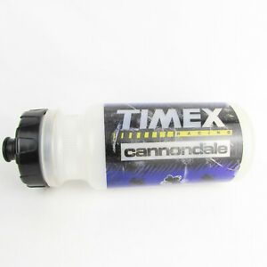 Vintage TIMEX Racing Cannondale Team Water Bottle Cycling