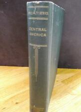 Edw1949Sell : Central America Mint & Used collection in Scott Specialized album