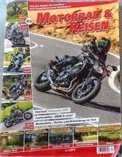 Motorrad & Reisen 82: Fahrtest Kawasaki Z900, Custombike - BMW R nineT (2017)