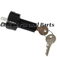 Golf Cart Key Ignition Switch Uncommon Key CLUB CAR DS ONWARD PRECEDENT Electric