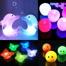 Mini Candle Lamp 7 Colors Changing LED Night Light Decoration Nightlight L1Y
