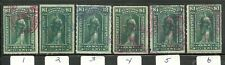 U.S. Revenue Documentary stamps scott r173 - $1.00 issue of 1898