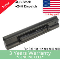 6 Cell Battery For Dell 312-0130 312-0867 312-0907 312-0908 312-0931 312-0935