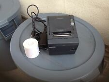 Epson TM-T88III Point of Sale Thermal Printer Serial Interface