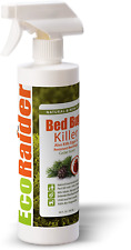 Bed Bug Killer spray ecoraider home natural defense Non-Toxic pest control 16 oz