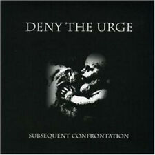"Deny the Urge ""subsequent Confrontation"" CD [technical death metal, like Nile]"