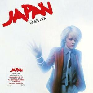 Japan Quiet Life Remastered Digisleeve CD NEW