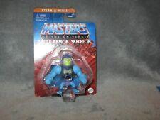 He-Man Masters of the Universe Eternia Minis ~ Battle Armor Skeletor ~ MOSC MOTU