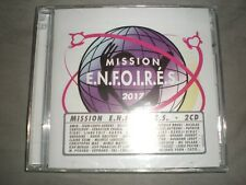 mission enfoirés 2017 cd neuf sous blister