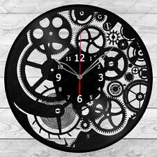 Vinyl Clock clockwork  Record Wall Clock Home Decor Original Gift 1401