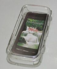 Transparent Crystal Case For Nokia 5800 XpressMusic