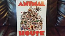 Animal House Desperate Enterprises Inc Tin Sign poster 16X12.5