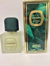 Coriandre Jean Couturier Eau de Toilette  1 oz WORLD SHIP $8