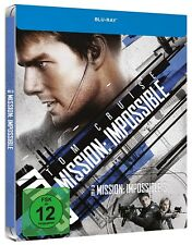 MISSION: IMPOSSIBLE 3 (Tom Cruise) Blu-ray Disc, Steelbook NEU+OVP