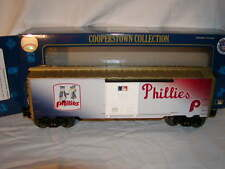 Lionel 6-83493 Philadelphia Phillies Box Car O-27 Cooperstown Collection MIB New