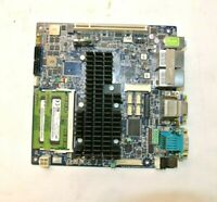 BCM MX255D mini-ITX Motherboard, Intel Atom 1.86ghz N2600 DC, 4gb DDR3