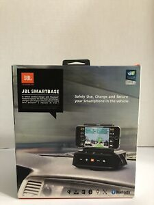 JBL Dashboard SmartBase Mount Wireless Bluetooth Phone Charger Adas System New