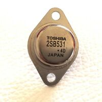 1 Piece | 2SB531 Toshiba PNP Silicon Power Transistor Equiv NTE281 ECG281 SK3359