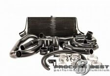 PROCESS WEST Front Mount Intercooler Kit for Subaru 08-14 GRB STI-Black