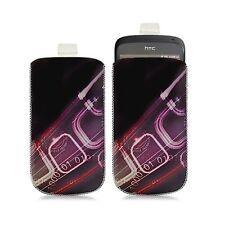 Housse coque étui pochette pour HTC One S avec motif HF07