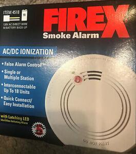 FIREX AC/DC Ionization (New 4518)