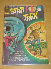 STAR TREK #25 VG+ (4.5) GOLD KEY COMICS JULY 1974