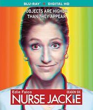 Nurse Jackie Season 6 [New Blu-ray]