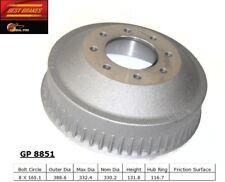Brake Drum Rear Best Brake GP8851
