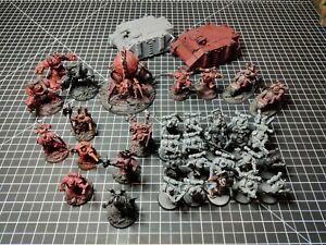Warhammer 40k Chaos Space Marines Army